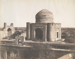 [Diwan Shurfa Khan's] Tomb at Tatta